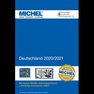 Michel Deutschland-Katalog 2020/2021