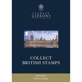 Gibbons Collect British Stamps 2021