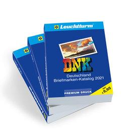 Leuchtturm DNK Deutschland Briefmarken-Katalog 2021