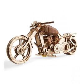 UGears Houten bouwpakket Motorbike VM-02