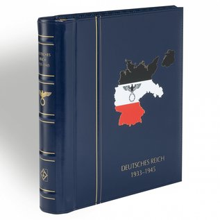 Leuchtturm album Classic Duitsland Duitse Rijk deel 3 1933-1945