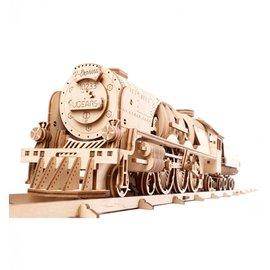 UGears V-Express Stoom Trein met Tender