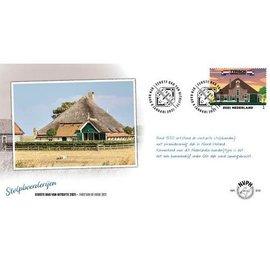 NVPH Nederland FDC 819 Typisch Nederlands: Stolpboerderijen