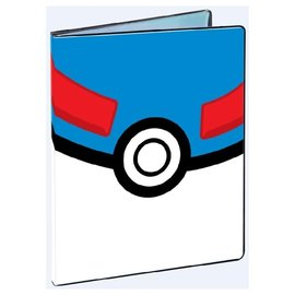 Ultra-Pro Pokémon album 9-pocket Great Poké Ball