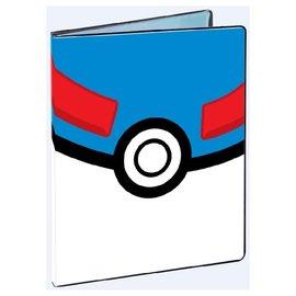 Ultra-Pro Pokémon album 9-pocket Great Pokéball