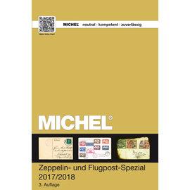 Michel Zeppelin- und Flugpost-Spezial-Katalog 2017/2018