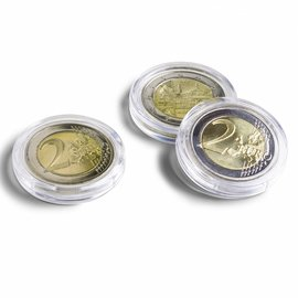 Leuchtturm coin capsules Ultra 31 mm - set of 100