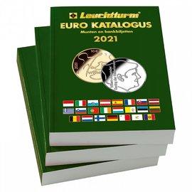 Leuchtturm Euro Katalogus Munten en bankbiljetten 2021
