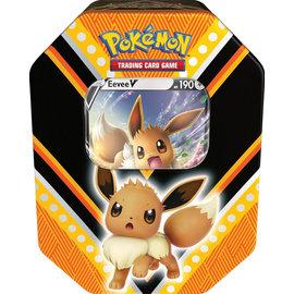 The Pokemon Company Pokémon V Powers Fall Tin 2020 Eevee