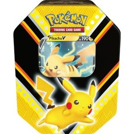 The Pokemon Company Pokémon V Powers Fall Tin 2020 Pikachu