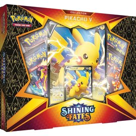The Pokemon Company Pokémon Shining Fates Pikachu V Box