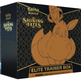 The Pokemon Company Pokémon Shining Fates Elite Trainer Box
