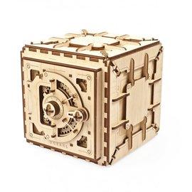 UGears Houten bouwpakket mechanische Kluis