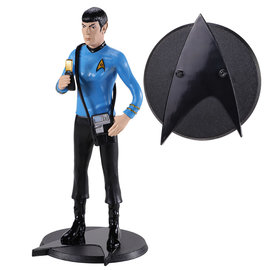 Noble Toys Bendyfigs Star Trek Spock