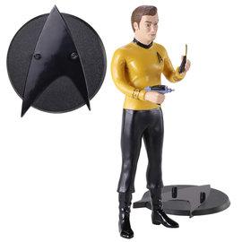 Noble Toys Bendyfigs Star Trek Captain Kirk