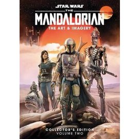 Titan Books Star Wars The Mandalorian - The Art and Imagery - Collector's Edition - Volume 2