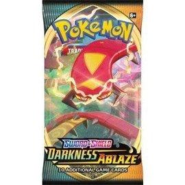 The Pokemon Company Pokémon Sword & Shield Darkness Ablaze booster pack