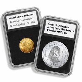 Leuchtturm coin capsules Everslab - set of 5