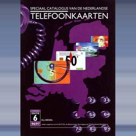 Biegel Speciaalcatalogus van de Nederlandse Telefoonkaarten