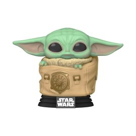Funko Pop! Star Wars The Mandalorian 405 - The Child with Bag