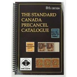 Unitrade The Standard Canada Precancel Catalogue 8th edition