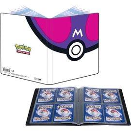 Ultra-Pro Pokemon album 4-pocket Master Ball