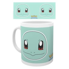 Hole in the Wall Pokémon beker Squirtle face