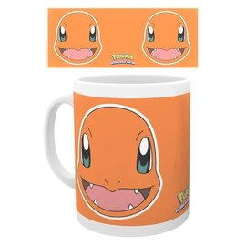 Hole in the Wall Pokémon beker Charmander face