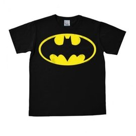 Logoshirt T-Shirt Batman logo