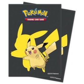 Ultra-Pro Pokémon Deck Protector Pikachu  65 sleeves