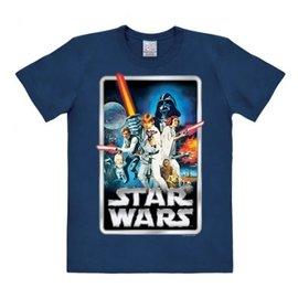 Logoshirt T-Shirt Star Wars Poster A New Hope