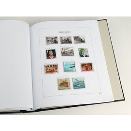 Davo Luxury album pages Great Britain