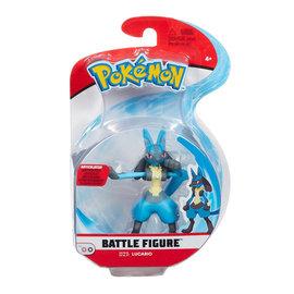 BOTI Pokémon Battle Figure Lucario