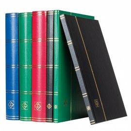 Leuchtturm insteekboek voor postzegels Basic W 64