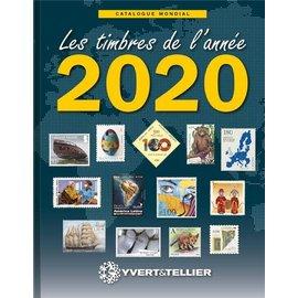 Yvert & Tellier Les timbres de l'année 2020