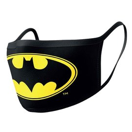Pyramid International Mondmasker Batman Logo set 2 stuks