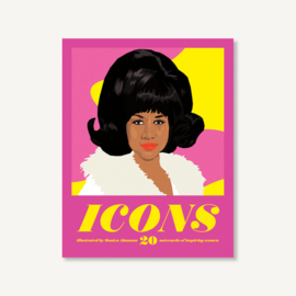 Chronicle Books ICONS - 20 notecards of inspiring women