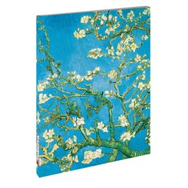 Tushita Notebook A5 Vincent van Gogh Blossoming Almond Tree