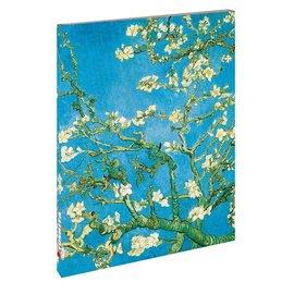 Tushita Notebook A5 Vincent van Gogh Blühende Mandelbaumzweige