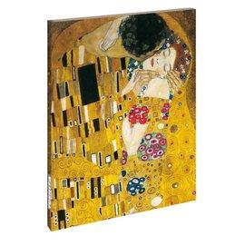 Tushita Notebook A5 Gustav Klimt - The Kiss
