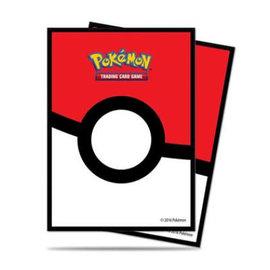 Ultra-Pro Pokémon Deck Protector Poké Ball 65 sleeves
