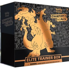The Pokemon Company Pokémon Champion's Path Elite Trainer Box
