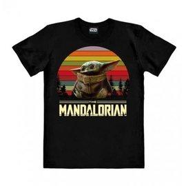 Logoshirt T-Shirt Star Wars The Mandalorian Baby Yoda