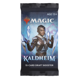 Wizards of the Coast Magic The Gathering Booster Kaldheim