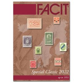 Facit Scandinavia Classic 1850-1951 special 2022