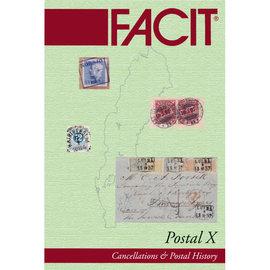 Facit Postal X - Ortstämplar & Posthistoria