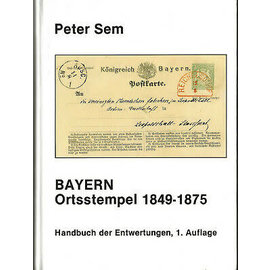 Sem Bayern Ortsstempel 1849-1875