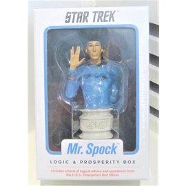 Chronicle Books Star Trek Mr. Spock Logic & Prosperity Box