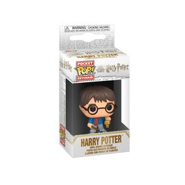 Funko Pocket Pop! Keychain: Harry Potter Holiday - Harry