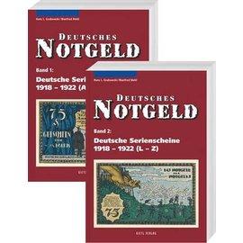 Gietl Deutsches Notgeld · Deutsche Serienscheine von 1918-1922 Band 1 & 2